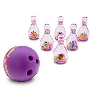 Doc McStuffins Bowling Set