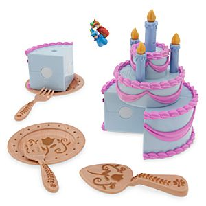Auroras Birthday Cake Play Set - Sleeping Beauty