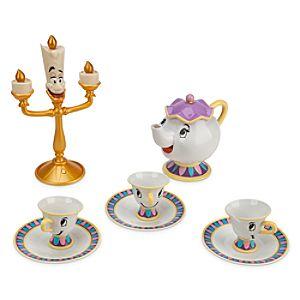 Belle Deluxe Tea Set