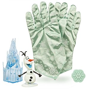Elsa Winter Gloves Play Set - Frozen