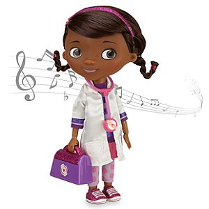 Doc McStuffins Talking and Singing Doll - 10