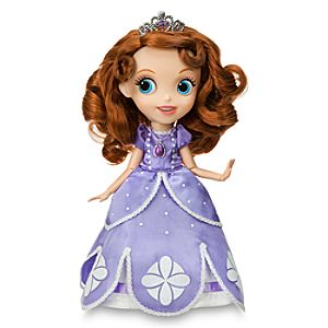 Sofia the First Singing Doll - 12