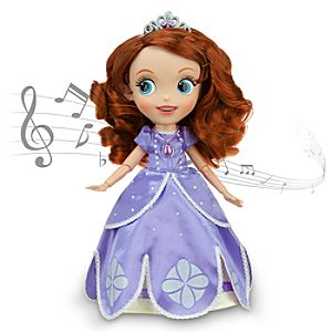 Sofia Talking and Singing Doll - 12
