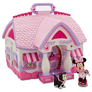 Minnie Mouse Pet Shop Play Set