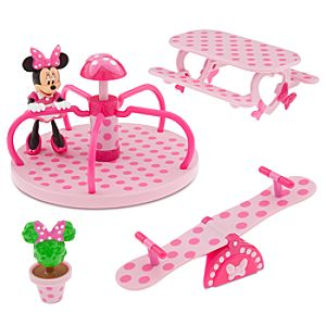 Minnie Mouse Park Play Set -- 5-Pc