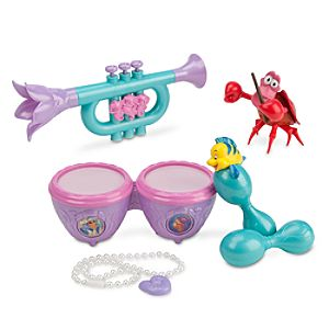 The Little Mermaid Deluxe Music Set