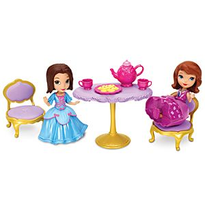 Sofia The First Royal Tea Party Play Set by Mattel
