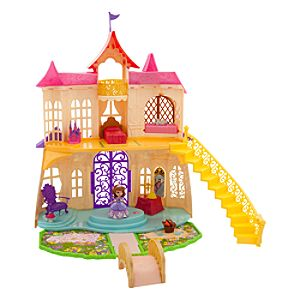 Sofia Magical Talking Castle