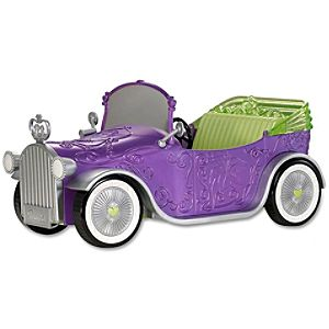 Disney Princess Tiana's Car