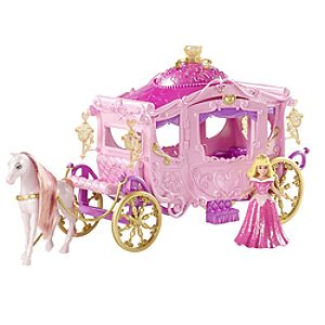 Sleeping Beauty Royal Carriage Play Set