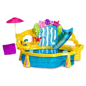 Ariels Pool Party Play Set by Mattel