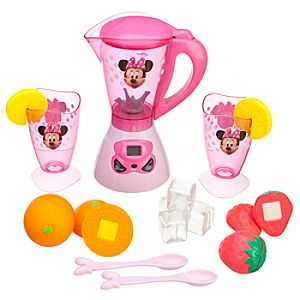 Minnie Mouse Smoothie Play Set
