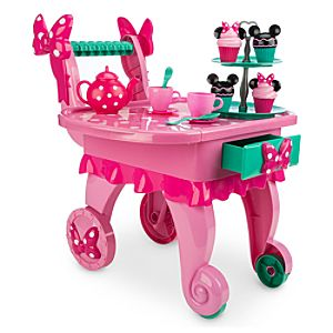Minnie Mouse Sweet Treats Cart