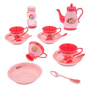 Disney Princess Bubble Tea Set