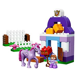 Sofia the First: Sofias Royal Stable Playset by Lego Duplo