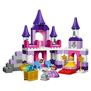 Sofia the First: Sofias Royal Castle Playset by Lego Duplo