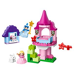 Aurora: Sleeping Beautys Fairy Tale Playset by Lego Duplo