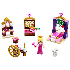 Aurora: Sleeping Beautys Royal Bedroom Playset by Lego