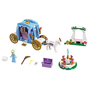 Cinderellas Dream Carriage Playset by Lego