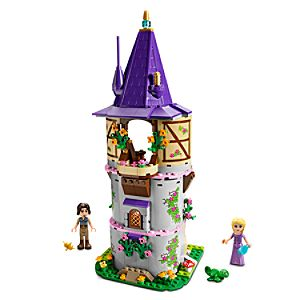 Rapunzels Creativity Tower Playset by Lego