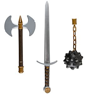 Deluxe Brave Weapon Set -- 3-Pc.