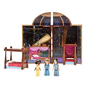 Sofia Slumber Party Book Play Set
