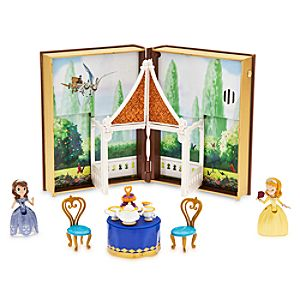 Sofia Tea Garden Book Play Set