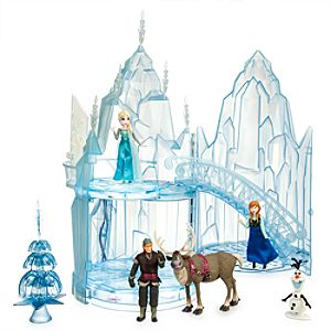 Elsa Musical Ice Castle Play Set - Frozen