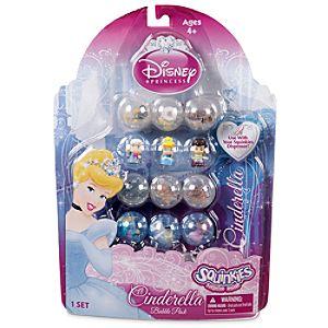 Cinderella Squinkies Set