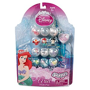 Ariel Squinkies Set