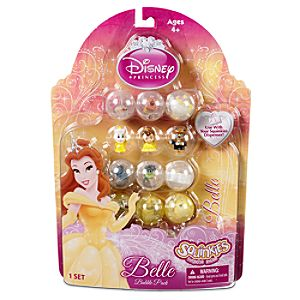 Belle Squinkies Set