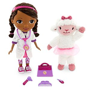 Doc McStuffins Singing Doll Set