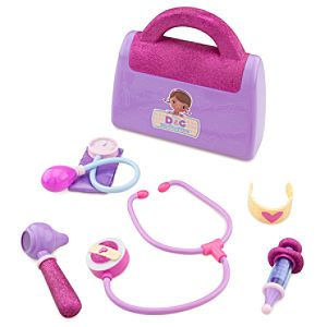 Doc McStuffins Doctor's Bag Play Set