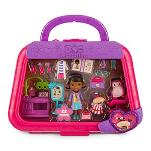 Doc McStuffins Eye Doctor Play Set