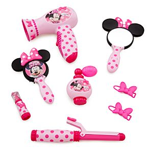 Minnie Mouse Beauty Set