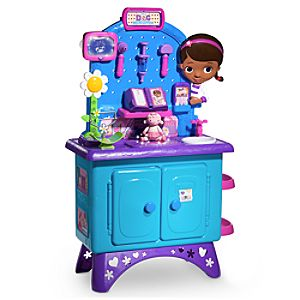 Doc McStuffins Talking Get Better Check Up Center