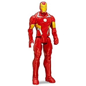 Iron Man Action Figure - Marvel Titan Hero Series - 12