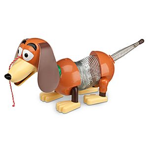 Slinky Dog Talking Figure