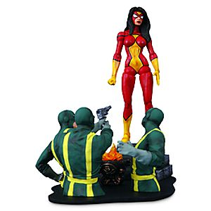 Spider-Woman Action Figure - Marvel Select - 7