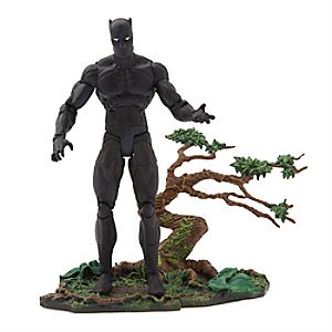 Black Panther Action Figure - Marvel Select - 7