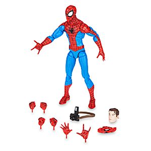 Spider-Man Action Figure - Marvel Select - 7