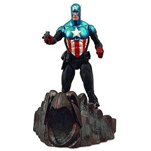 Captain America Action Figure - Marvel Select - 7