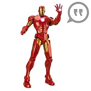 Iron-Man Talking Action Figure - 14 H