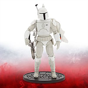 Boba Fett Prototype Armor Elite Series Die Cast Action Figure - 7 - Star Wars
