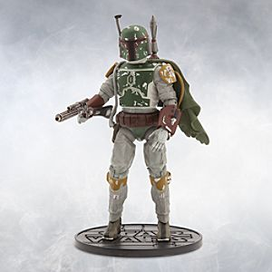 Boba Fett Elite Series Die Cast Action Figure - 7 - Star Wars