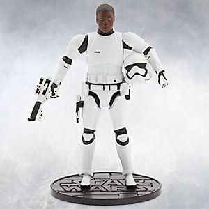 FN-2187 Stormtrooper Elite Series Die Cast Action Figure - 6 1/2 - Star Wars: The Force Awakens