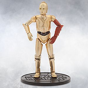C-3PO Elite Series Die Cast Action Figure - 6 1/2 - Star Wars: The Force Awakens