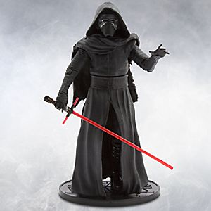 Kylo Ren Elite Series Die Cast Action Figure - 7 1/2 - Star Wars: The Force Awakens