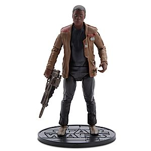 Finn Elite Series Die Cast Action Figure - 6 1/2 - Star Wars: The Force Awakens