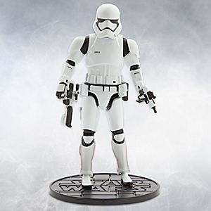 First Order Stormtrooper Elite Series Die Cast Action Figure - 6 1/2 - Star Wars: The Force Awakens